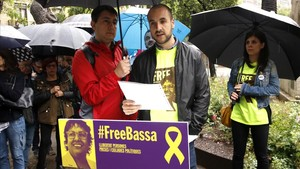 L'independentisme surt per primera vegada al carrer un 1 de maig