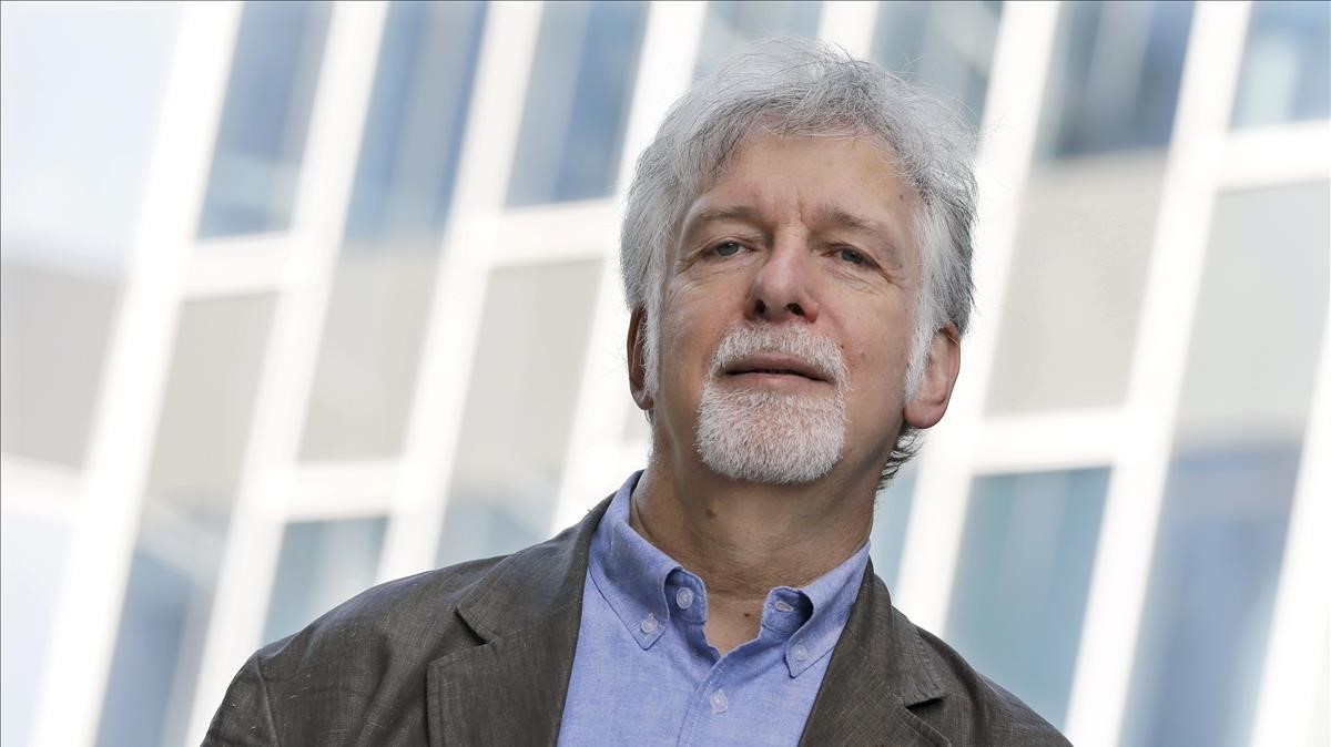 El director del Barcelona Institute of Science and Technology, Gabby Silberman.