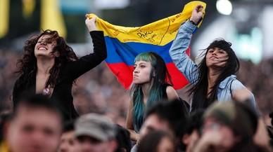 Colombia: la guerra da paso a la imaginación