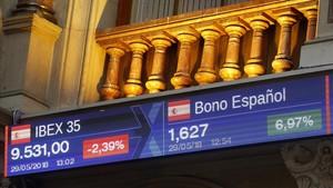 La prima de risc espanyola obre a l'alça