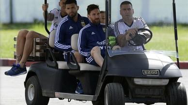 Llega de nuevo la hora de la verdad para la Argentina de Messi