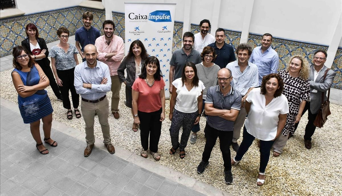 CaixaImpulse selecciona 20 proyectos biomédicos peninsulares para su comercialización.