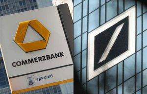 Els 'savis' alemanys veuen amb recel la fusió del Deutsche Bank i el Commerzbank