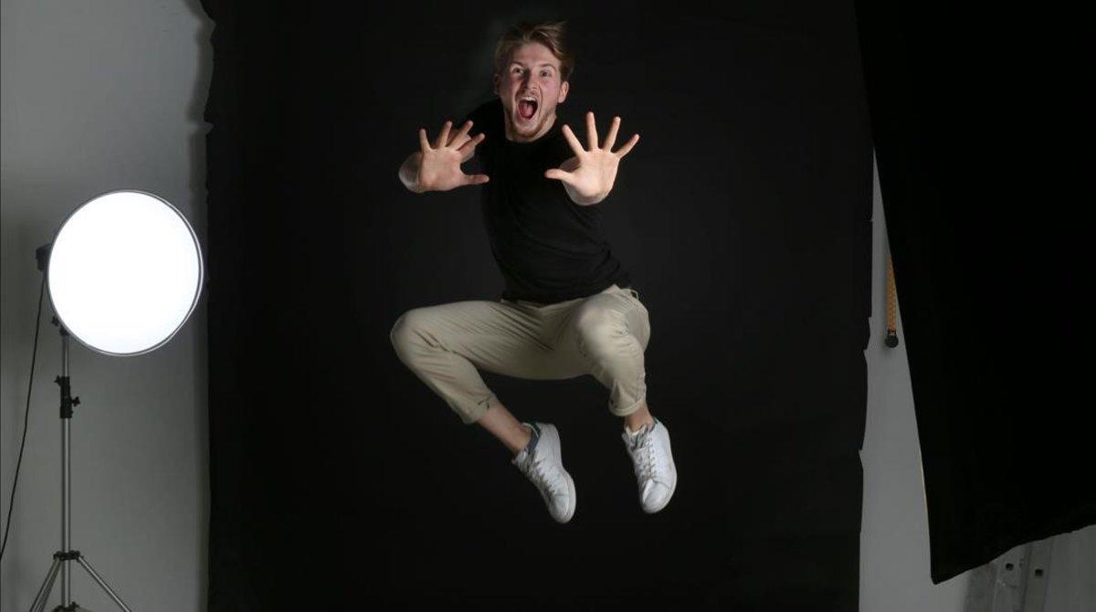 """Jerónimo Ruiz: """"La meva història no és la de Billy Elliot"""""""