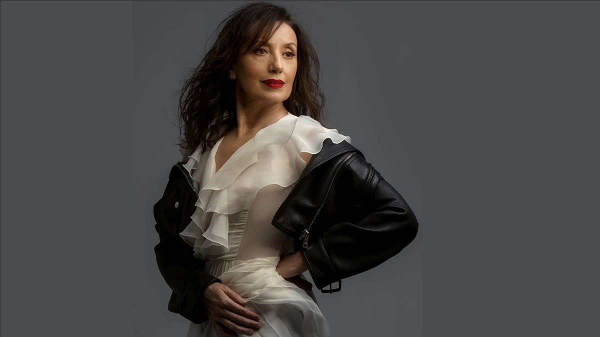 Luz Casal, en una imagen promocional de su último disco.