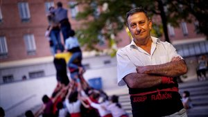 Josep Ramón Casas: «Un madrileny no veu tan clar allò que el seu fill sigui enxaneta»