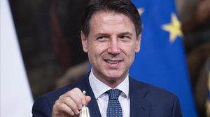 Itàlia torna a Europa