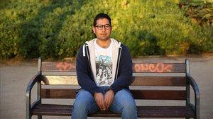 """Abdullah Khan: """"He ido desde Afganistán a Sabadell pasando por Noruega, y sin pasaporte"""""""