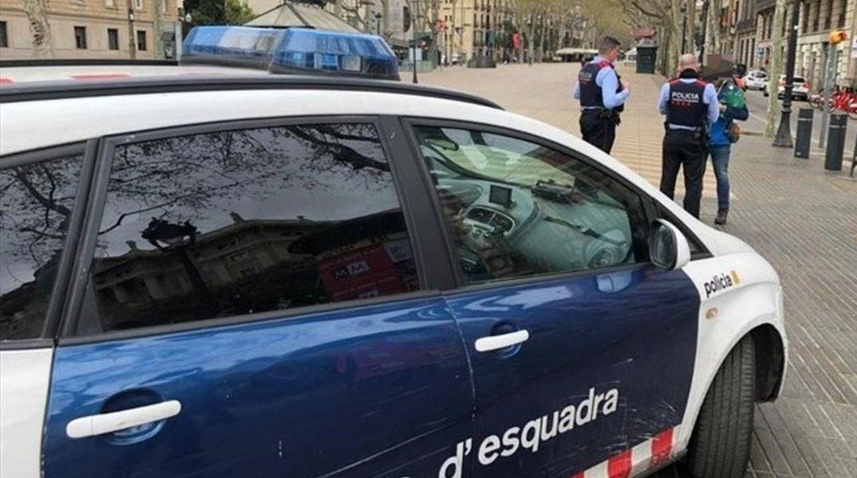 Detenido por robar en 12 casas de la Costa Brava en pleno confinamiento