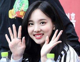 La cantante Nayeon, líder del grupo de pop coreano K-pop.