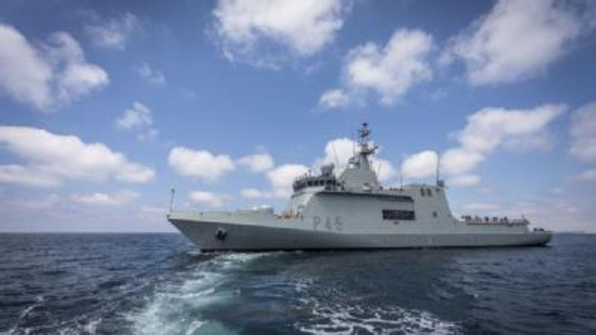 Un barco de l'Armada acompanyarà l''Open Arms' a Palma