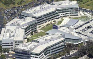 jgblanco35785467 the yahoo campus is shown in an aerial photo in sunnyvale c161004221127