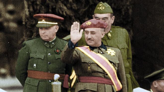 Espanya dividida. La Guerra Civíl en color per Discovery Max