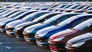 El renting de vehículos creció un 17,1% hasta septiembre.