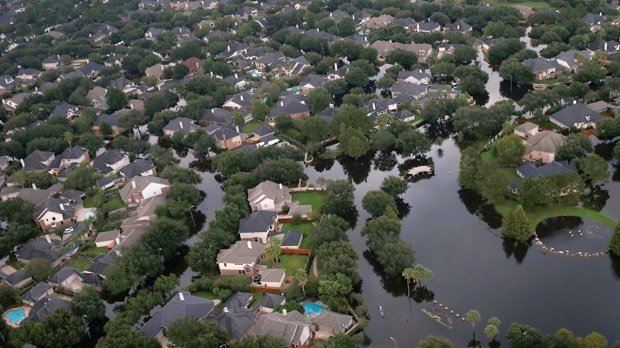 Lhuracà Harvey deixa devastada la ciutat de Houston