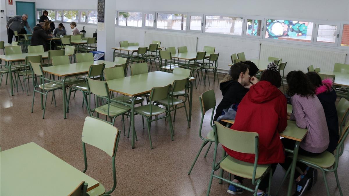 Aula del instituto de Valls 8e46381e5f9