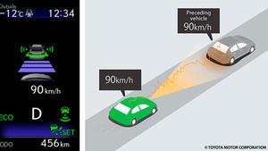 Que los coches puedan comunicarse entre sí mejorará la seguridad en carretera.