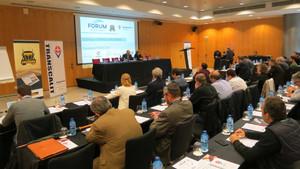 Conferencias en el Fórum Ecotransporte