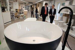 Leroy Merlin inverteix sis milions d'euros en una botiga al centre de Barcelona