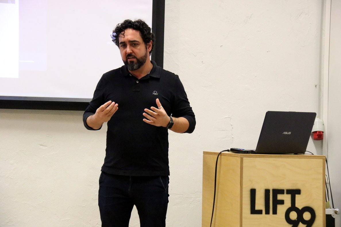 José Ernesto Suárez, consejero delegado de Wedoops.