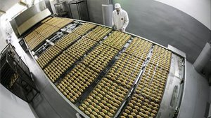 Croissants que alimenten dades