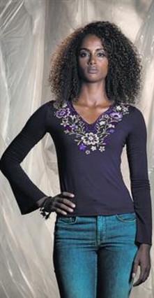 La actriz Yaira Ramos, en una imagen promocional de Atresmedia.