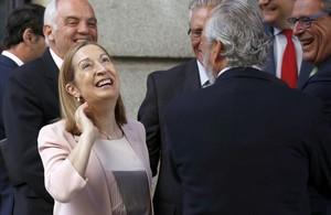 Ana Pastor, la más fiel a Rajoy