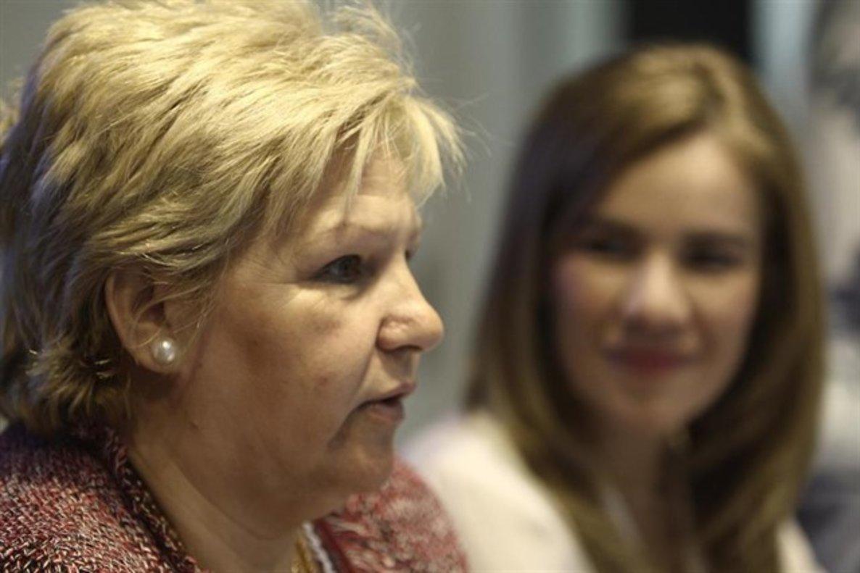 La Comunidad de Madrid da a la expresidenta de la AVT su tercer cargo en dos semanas