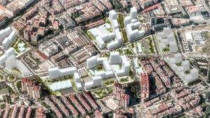 El área de Montesa de Esplugues incluirá 1.059 viviendas de protección oficial
