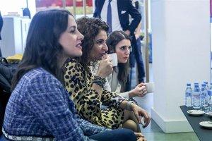 Álvarez de Toledo, María Jesús Montero, Irene Montero, Arrimadas, Rufián i Esteban debaten a RTVE