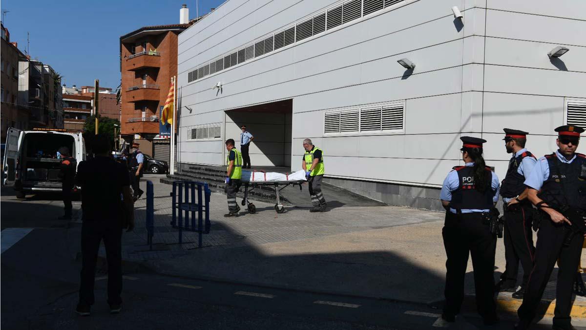 El atacante de Cornellà se quería suicidar, según su exmujer.