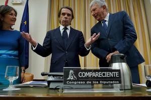 """Aznar considera que a Espanya """"està passant exactament el mateix que va passar el 1934"""""""