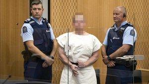 Brenton Harrison Tarrant, autor de la masacre de Nueva Zelanda.