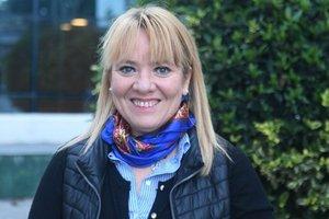 Carmen Albana, una de las nominadas a mejor docente de España.