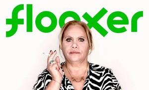 Carmina Barrios, en una imagen promocional de su nuevo programa en la plataforma de Atresmedia Flooxer.