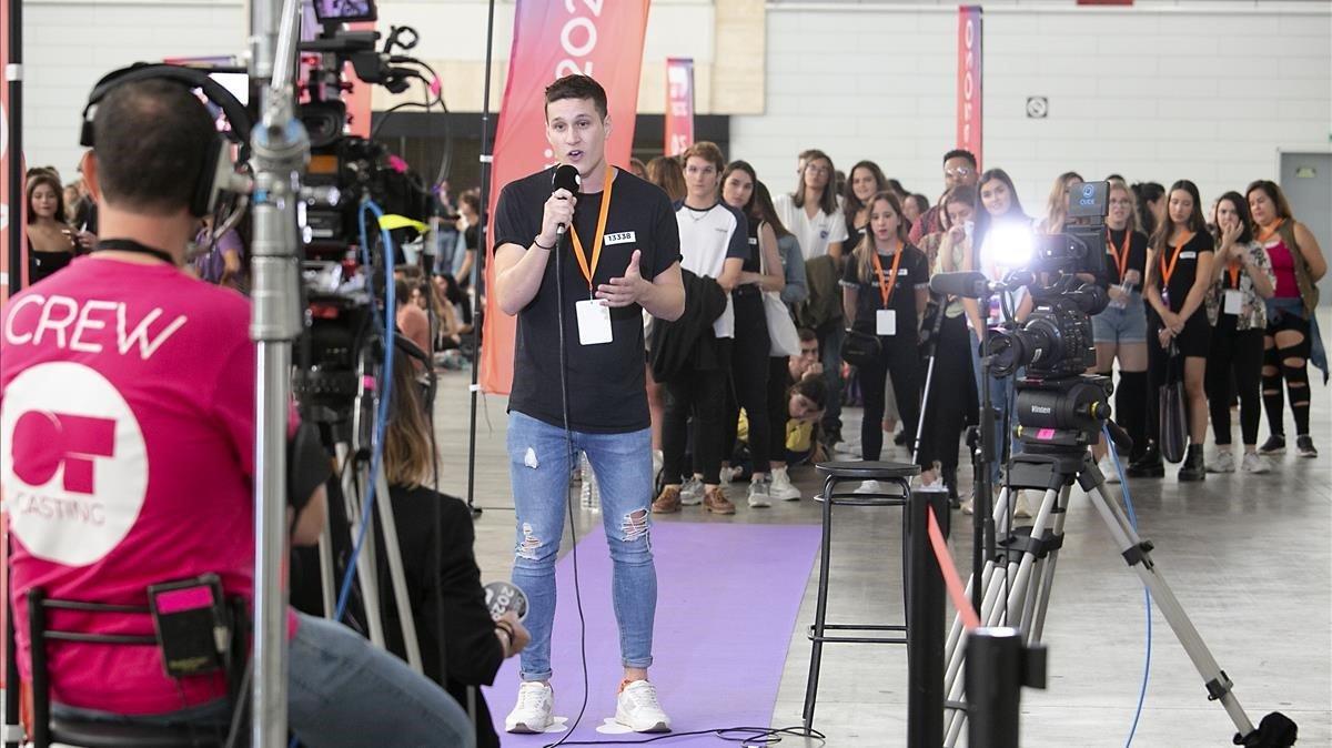 Participantes del 'casting' de 'OT 2020' (TVE-1).