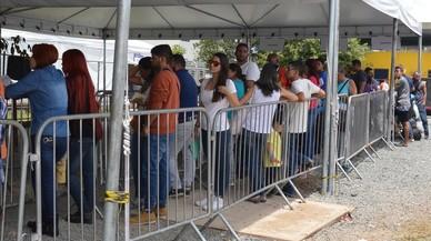 En busca de la caída del muro venezolano