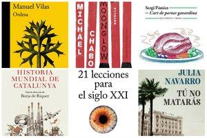 100 llibres recomanats per regalar i llegir aquest Nadal 2018