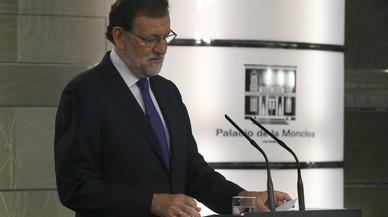 La quiniela de Mariano Rajoy para lograr la investidura