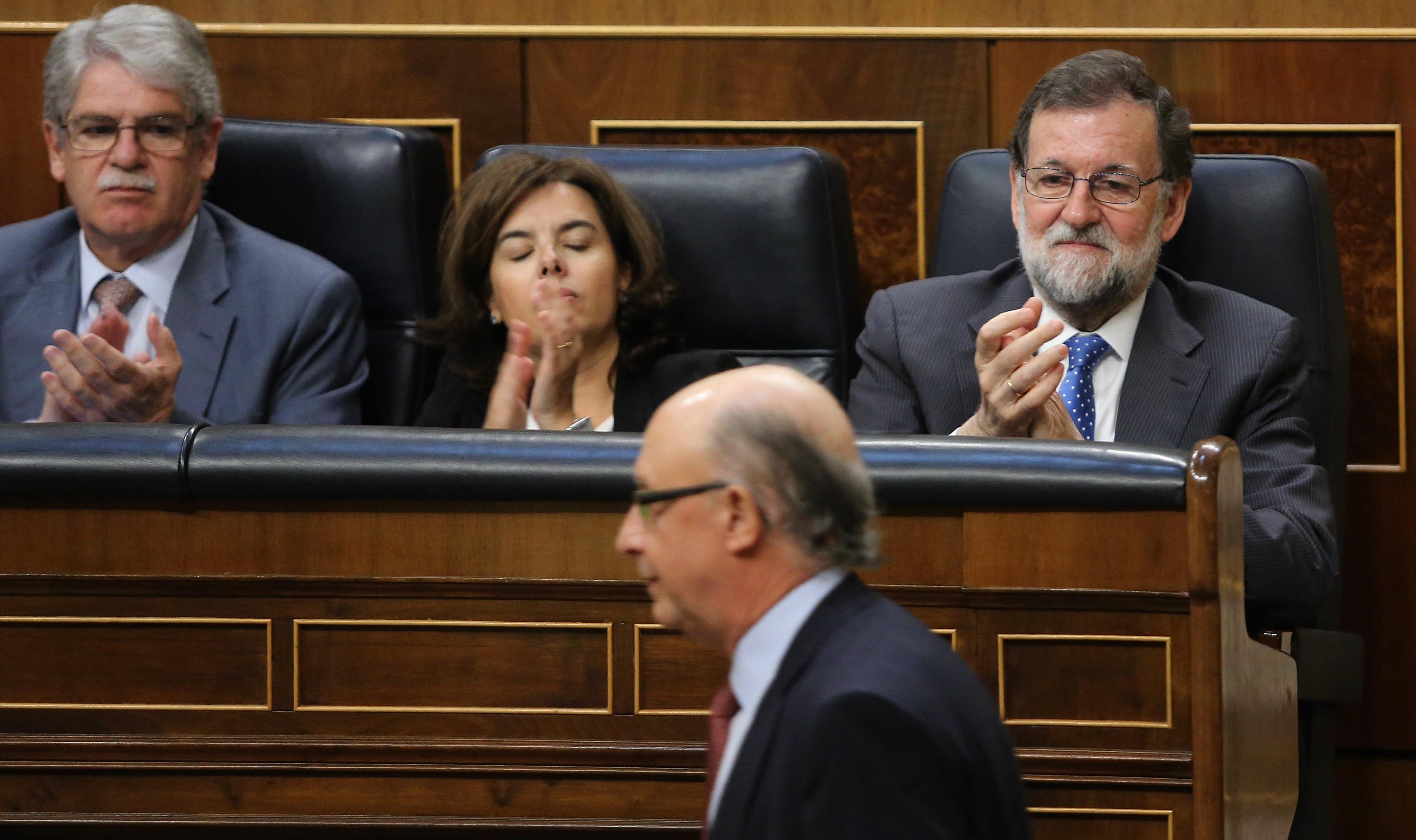 Montoro ha pedido corresponsabilidad a los Gobiernos de Catalunya y de Valencia.