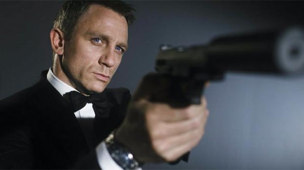 Daniel Craig serà per última vegada l'agent 007.
