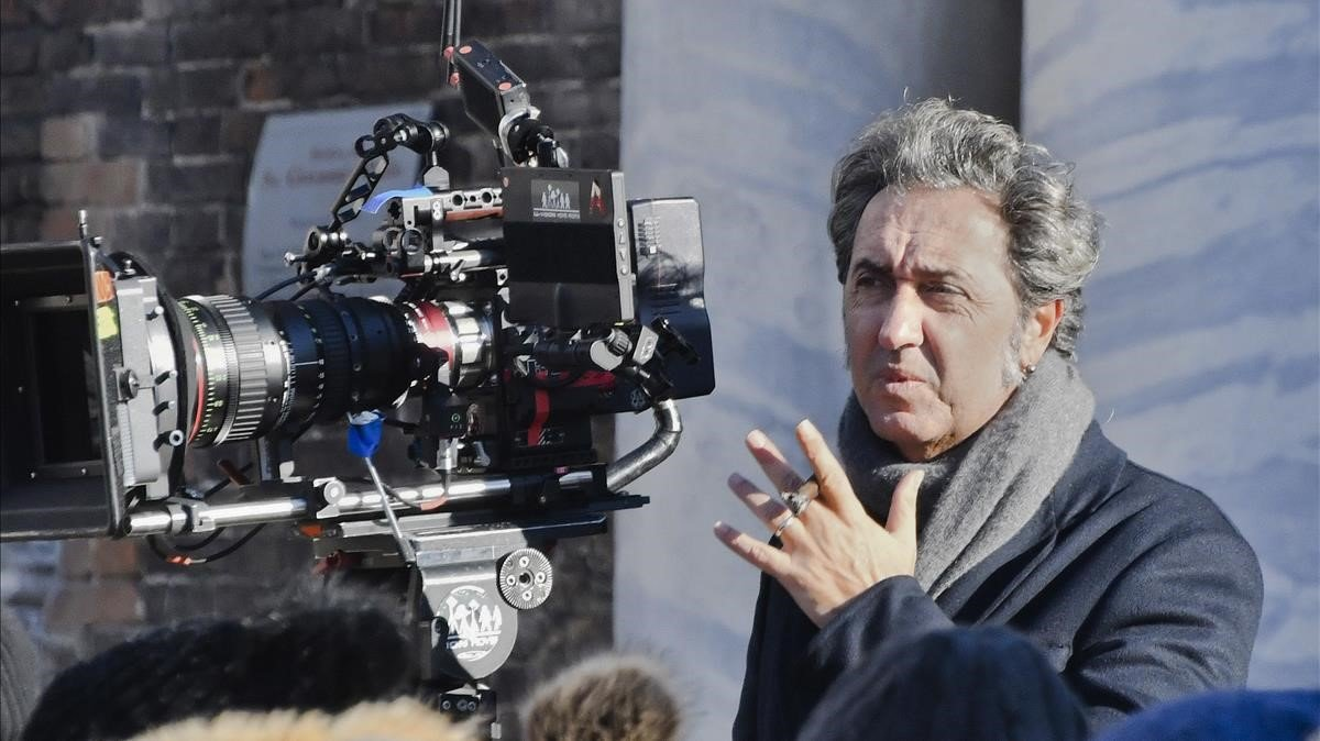 Paolo Sorrentino, director de 'The young Pope' y 'The new Pope'.