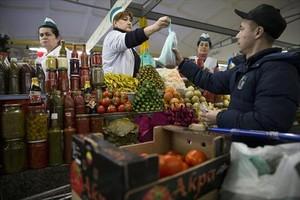La economía rusa crece pero se aleja de la UE