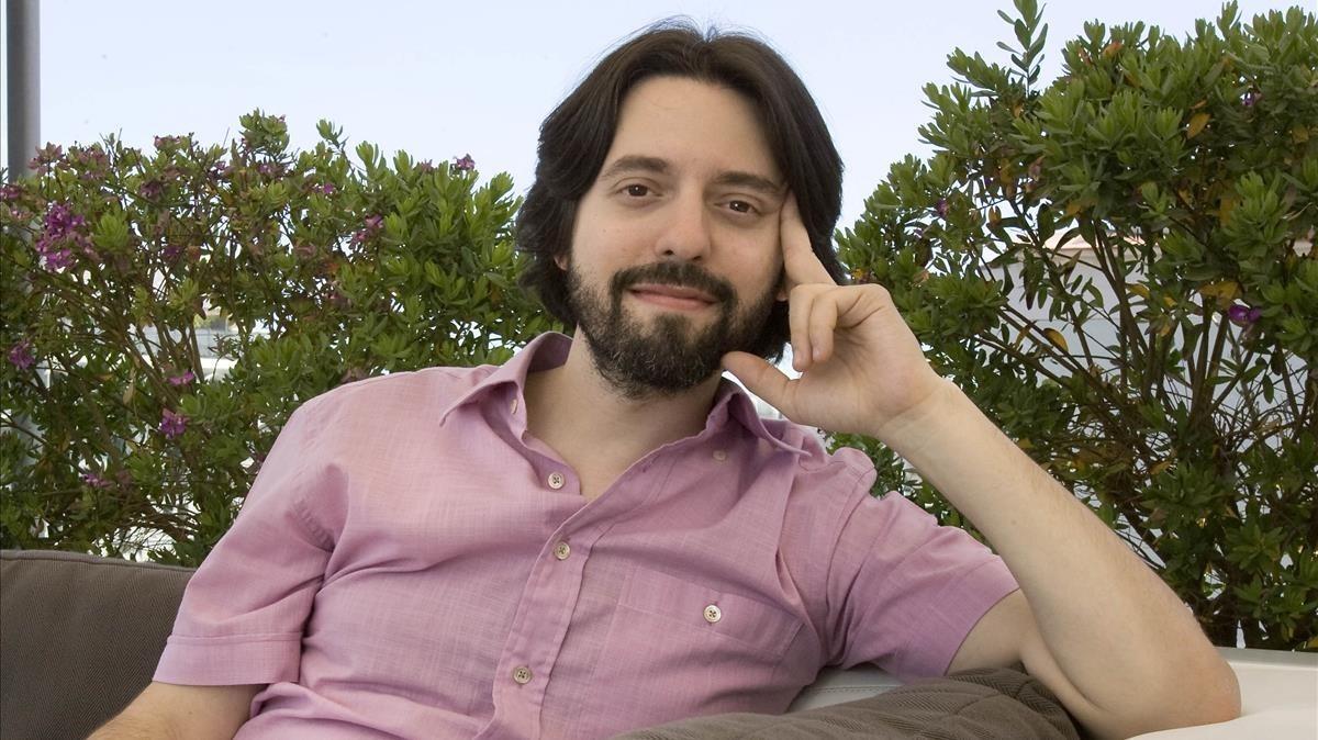 El escritor argentino radicado en España Andrés Neuman.