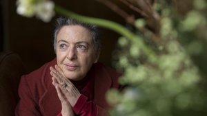 La escritora mexicana Bárbara Jacobs, este lunes.