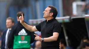 Eusebio no da con la tecla para hacer reaccionar al Girona.