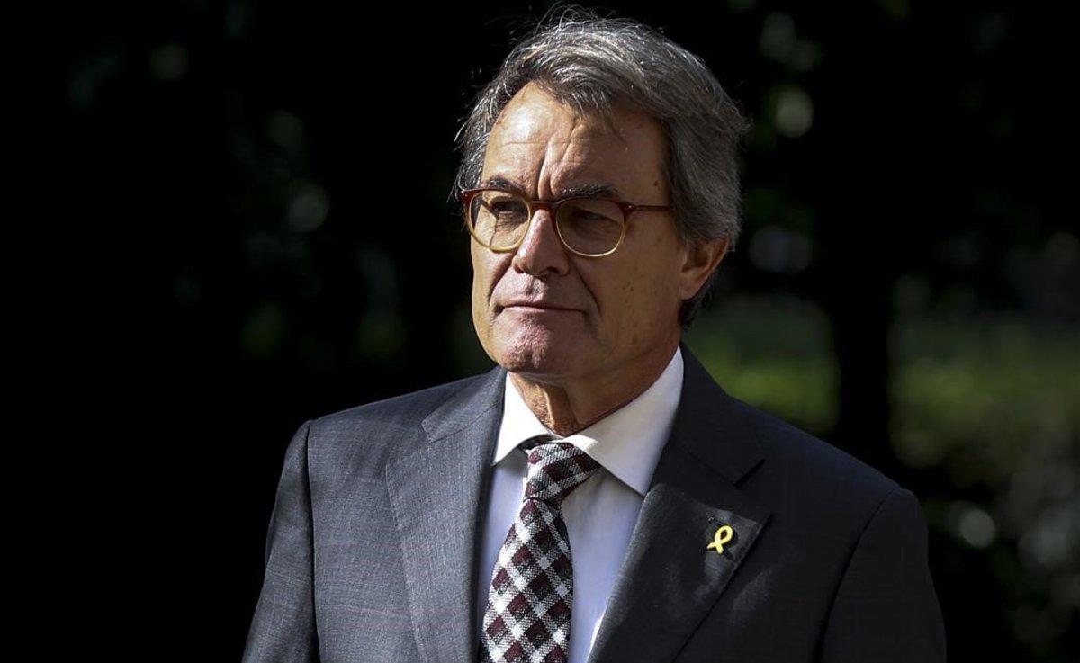 El expresident Artur Mas.