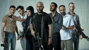 Una imagen de la serie israelí 'Fauda'.