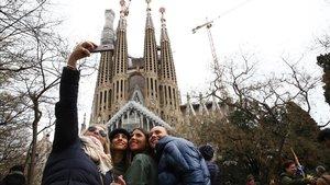 El TSJC admet el recurs dels veïns de la Sagrada Família a la llicència d'obres