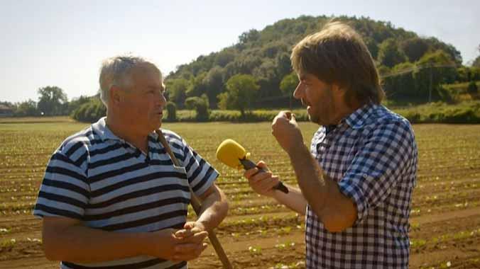 Masferrer, en Santa Pau (El foraster, TV-3).